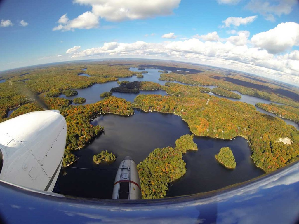 Georgian Bay Airways Fall FoliageTours