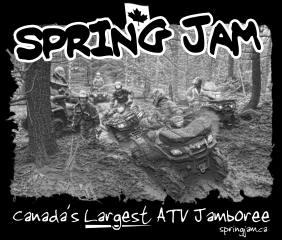 Spring Jam Canadas Largest ATV Jamboree