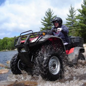 Bear Claw Tours atv