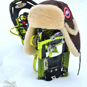 snowshoes for rent in parry sound
