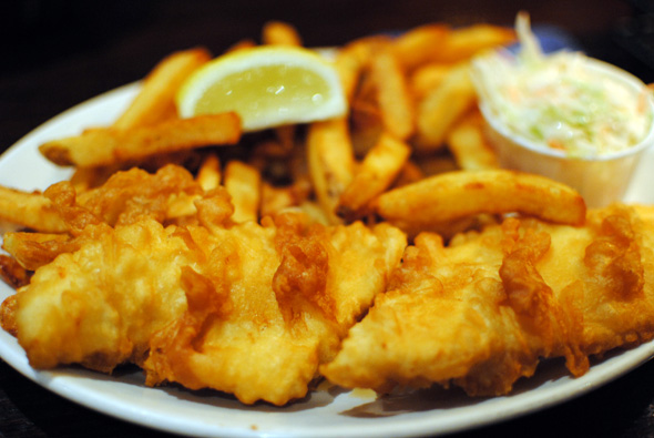 Fish and chips around parry sound parry sound tourism for All you can eat fish and chips near me