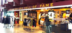 Bobby Orr Hall of Fame