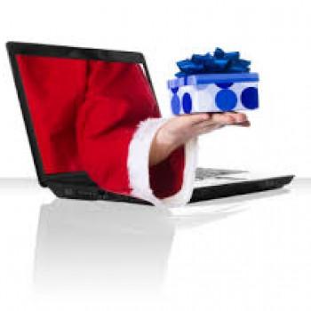 laptop santa gift