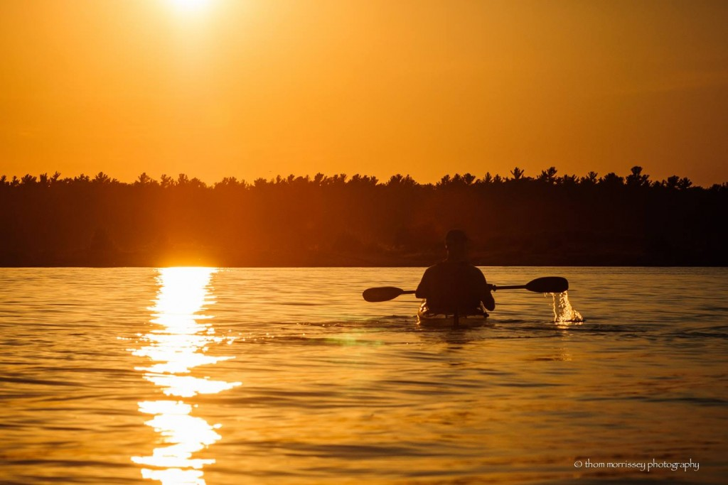 Kayaking Thom Morrisey Photography