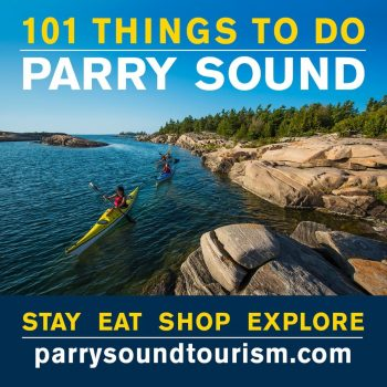 101 Things to do in Parry Sound area